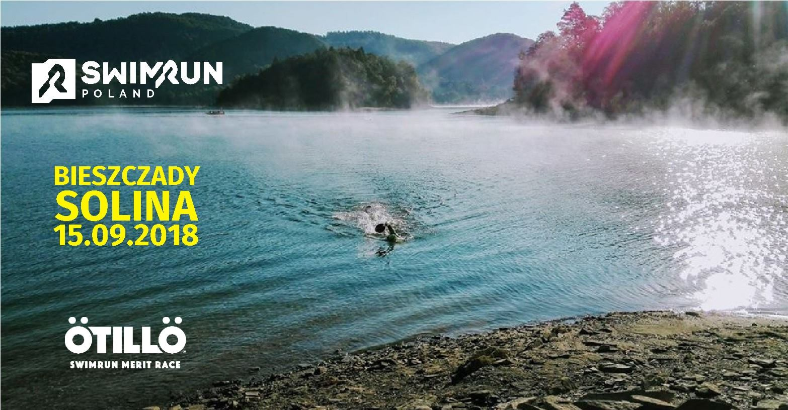 Swimrun Poland Solina 2018 - Ötillö Merit Race - Polańczyk, 15.09.2018