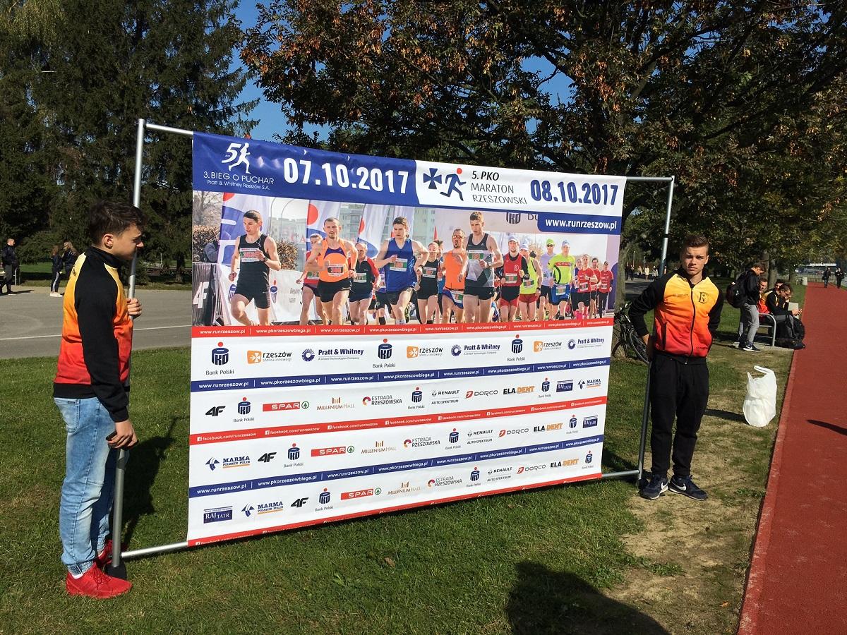 Październikowe Święto Biegów w Rzeszowie - Bieg na 5km i Maraton