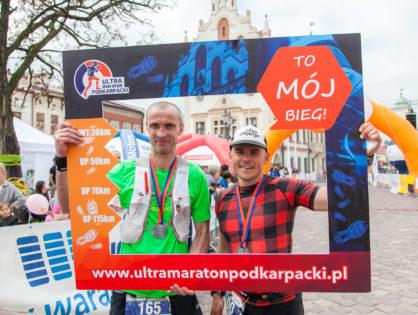 Trwają zapisy na V Ultramaraton Podkarpacki!