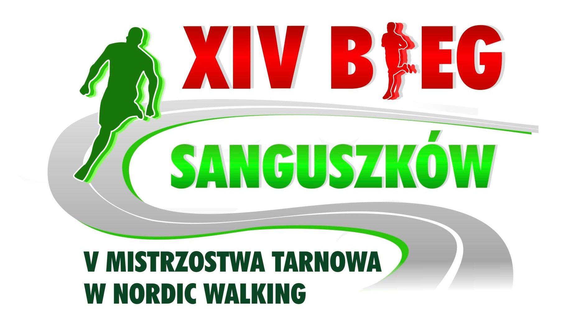 XIV Biegu Sanguszków, Tarnów - 19 maja 2018