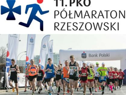 11 Półmaraton Rzeszowski już w najbliższa niedzielę 8 kwietnia
