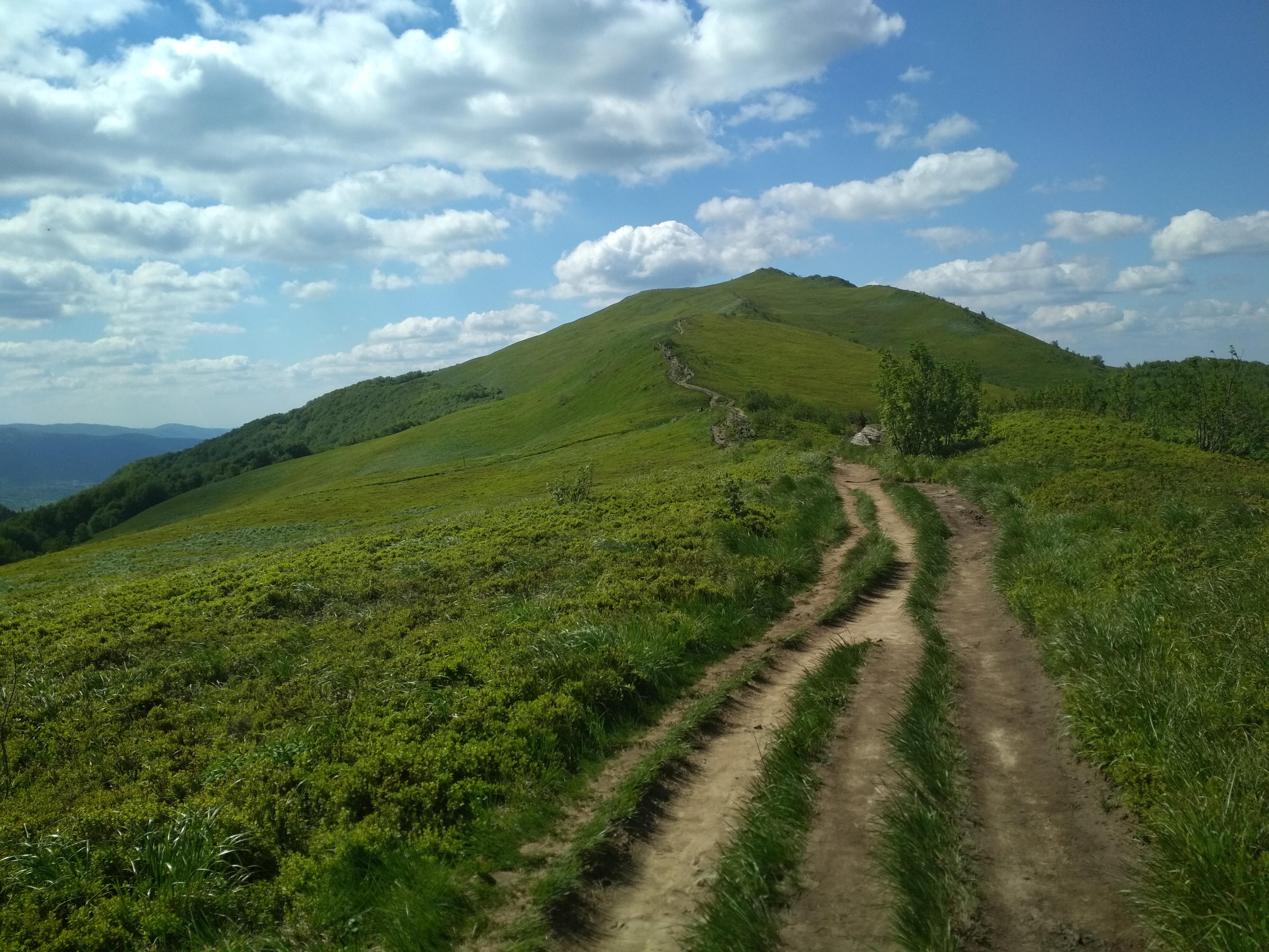 Biesy Trail Czady