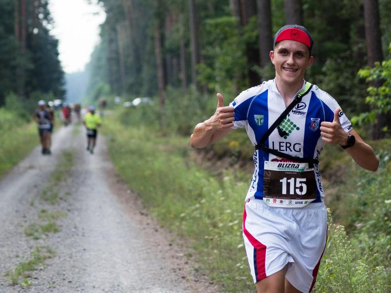 półmaraton blizna