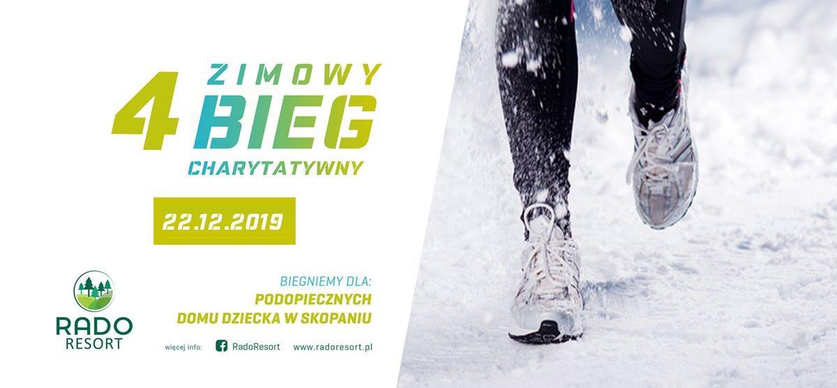 IV Eko Zimowy Bieg Charytatywny - 22.12.2019